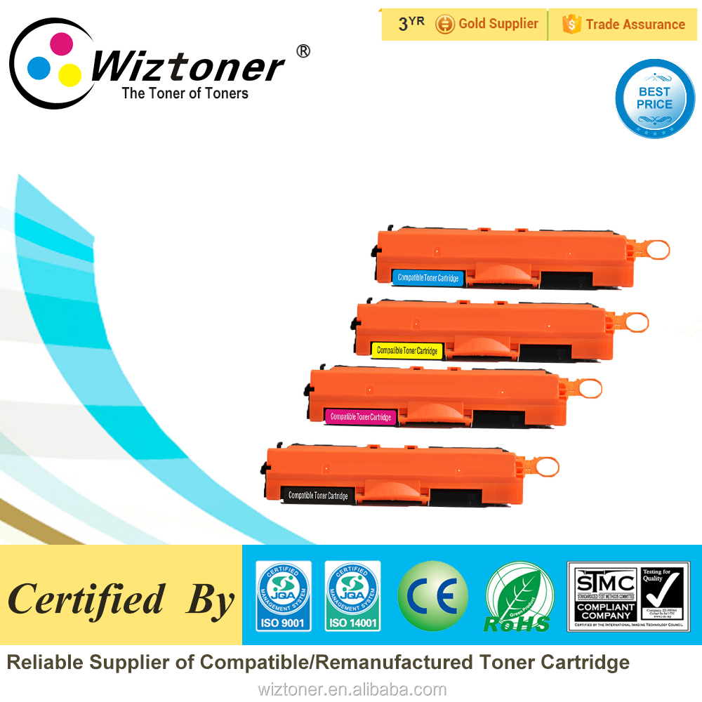 China Premium Color Toner Cartridge Cf350a With Compectitive Price