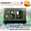 Strong power output soundproof canopy 10kva diesel generator with Stamford alternator