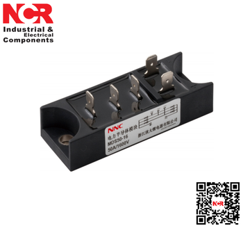 30A Three Phase Bridge Rectifier Module (MDS30A)