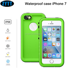 Bulk Waterproof Soft Transparent TPU Mobile Phone Cover Case for Iphone 5 5S