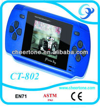 best player video game 16 bit handheld game player console
