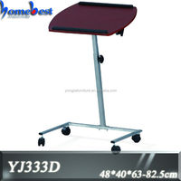 Laptop Table Height Adjustable Computer Desk