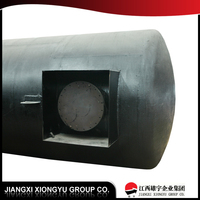 hot sale flexible sectional 1000 liter square water storage fiberglass tanks