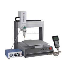 High speed iphone frame glue dispenser ZM-300ED solder paste glue dispensing with factory price
