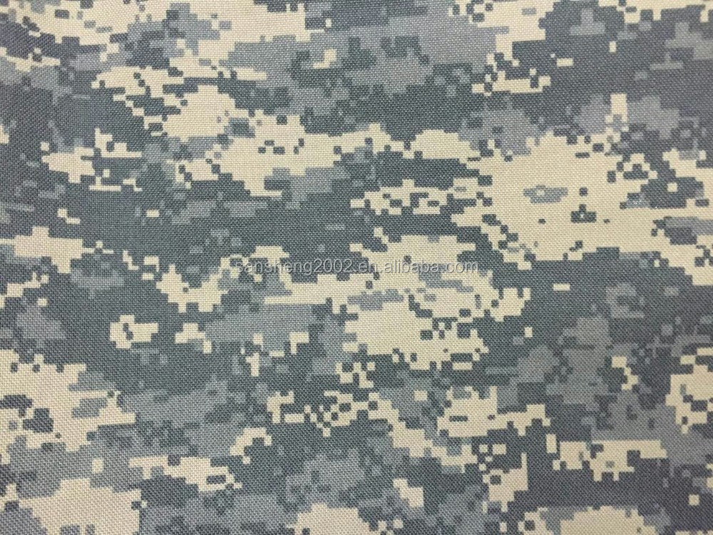 1000D camo Nylon 6.6 Cordura Fabric with Print /Cordura Fabric