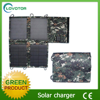 Great reputation and hot sale 20w solar mobile phone charger