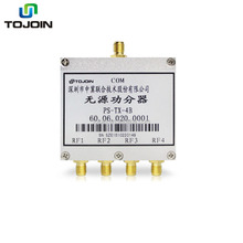 Telecom Parts 4 ways 2-6GHz Gps power splitter gps diveder/combiner