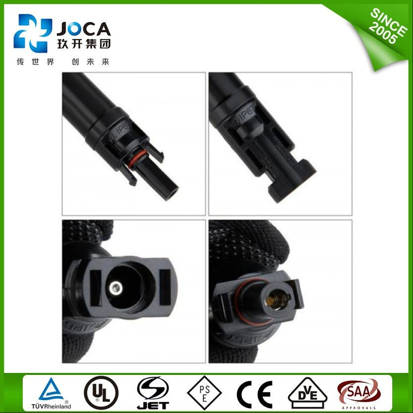 MC4 1 to 3 T branch solar connector. 1Male+3Female&1Female+3Male Three Branch Solar Connector Waterproof