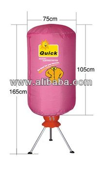 2015 supplier of Portable Clothes Dryer for OEM Order