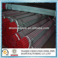 Galvanized steel round tube,steel tube gals products weight