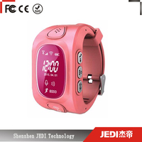 kids security tracker wap / gprs / gps / sos watch mobile phone Y3 kids gps watch_MO1638