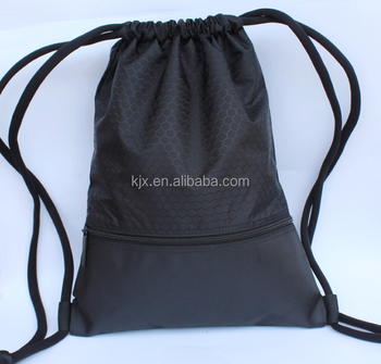 Custom Polyester Drawstring Bags Fabric