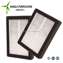 Antibacterial air conditioning filter, stably air intake filter to filter odors in the air
