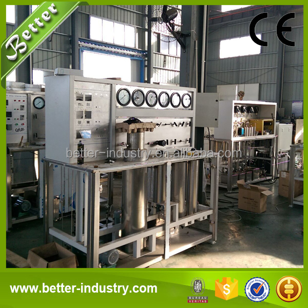 Inudstrial Use CO2 Supercritical Fluid Extraction Machine