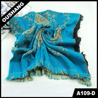 A109-D Multiple Ways To Wear Magic Scarf Custom Made Crochet Shawls
