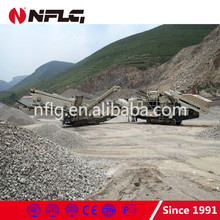 2016 new product stone crushing plant with good quality