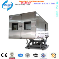 High-end Easy Operating Combined Temperature Humidity and Vibration Test Chamber/Tester/Equipment