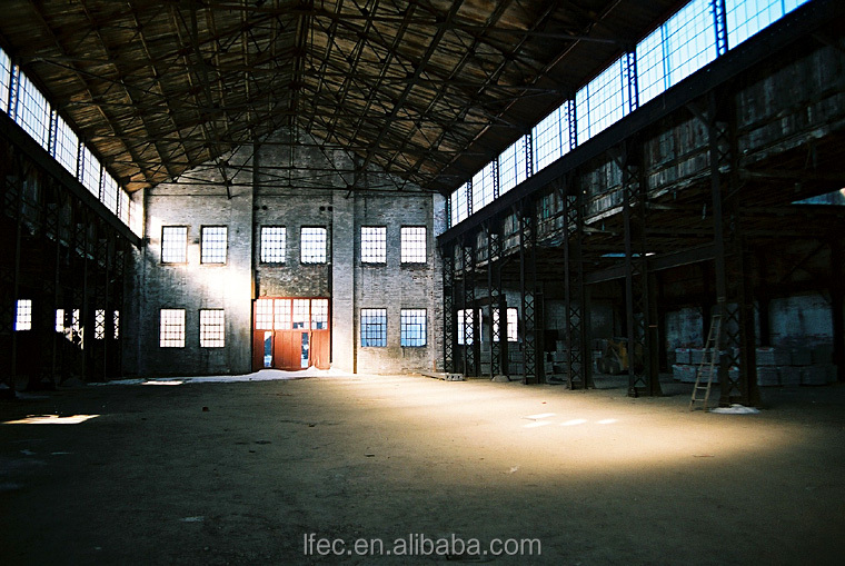 New Design Light Steel Structure Industrial Building