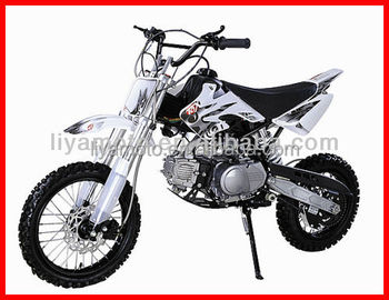 125CC DIRT BIKE WITH AUTOMATIC ENGINE