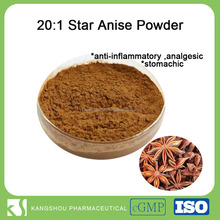 100%High quality Anise Extract/Anise Extract powder/star anise extract