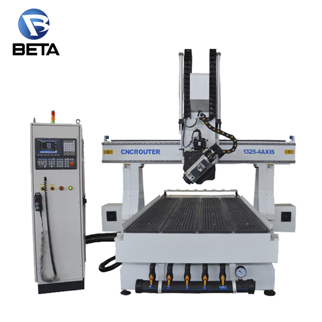 New design !! 4 axis woodworking cnc router milling and drilling machining center for sale in dubai