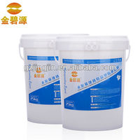 Cement based capillary crystalline coating for construction waterproof