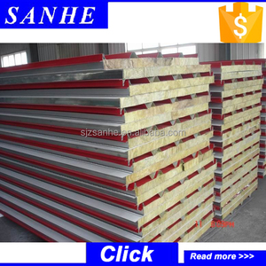 insulated metal panels / fire rated sandwich panel