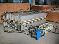 rubber conveyor belt splicing vulcanizer