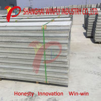 low cost precast house and wall panels prefabricated Eps Cement Sandwich Wall /roof Panel
