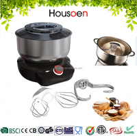 household appliance food mixer with 5 lite stainless steel bowl
