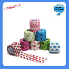 Cartoon Adhesive Bandage/printed Band Aid/wound Plaster