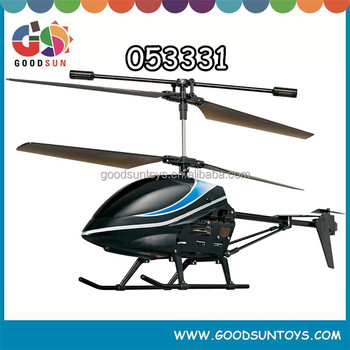 2.4G LIGHT Speed control Flybarless Latest stability RC Helicopter enhance control system 053331