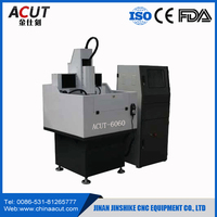 ACUT 6060 CNC engraving and milling machine for metal