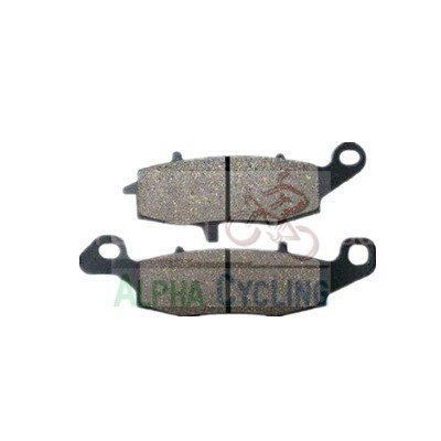 wholesale motorcycle disc brake pads AC049 for KAWASAKI- BJ 250/ ZR 250/ ER-6N/ Z750/ VN 1500/ VN 1600/ VN 1700/ VN2000 AC049
