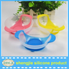 High Quality New Food Grade Material Kids Heat Resistant Silicone Bowl Baby Bowl