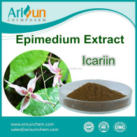 Factory Supply High Quality 60% Epimedium Leaf Extract