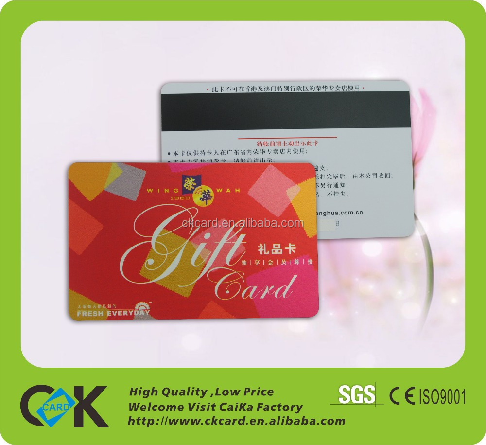 Hot sell!!Christmas promotions hanging gift card