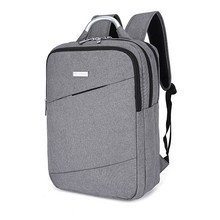 15.6'' computer laptop bag vintage rucksack with laptop compartment