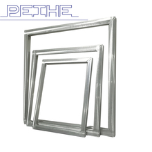 Glass screen printing equipment consumables aluminum alloy screen printing frame