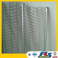 High Quality Galvanized Rib Lath Mesh For Building