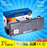 Printer Consumable TK 65 used for Kyocera laser Toner Cartridge printer,With Top 3 Manufacture in China
