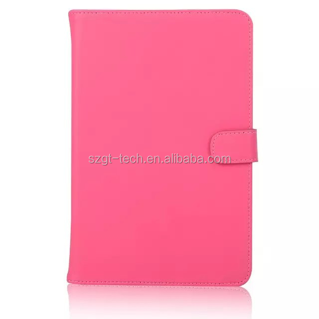 Pattern Premium PU Leather Smart Stand Case Cover Wallet for Apple iPad Mini 4