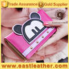 E1525 alibaba china shopping Fashion PU leather Micky wallet bags sunny girls