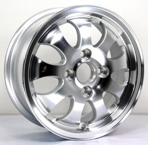 13 diameter silver alloy wheels ring dropship made in china