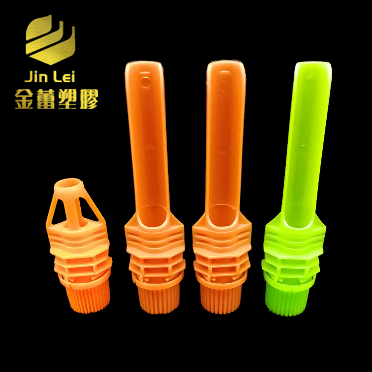 10mm plastic cap with long spout for juice packaging