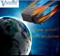 2016 LED Projector 3D full hd TV 1920 x 1080p video Mini proyector hdmi Pico projector VGA free shipping multimedia