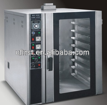 Electric or gas bread bakery oven/rotating bakery ovens/bread roaster
