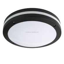 ip65 15w 20w sensor battery operated bulkhead light backup round led emergency ceiling light