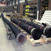 Hot sale flexible DN355mm high pressure rubber pipe for construction/mining service