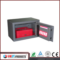 security electronic hotel safe lock system , fireproof safe deposit box , hotel room electronic safe